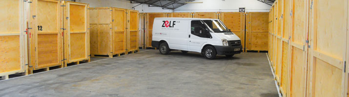 Self Storage from Zelf Storage