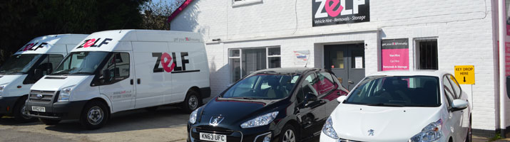 Self Drive Vehicle Hire from Zelf Drive Hire